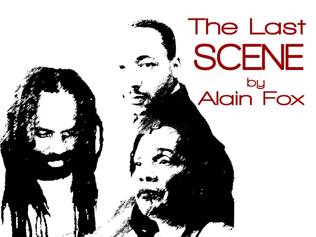 THE LAST SCENE by Alain Foix