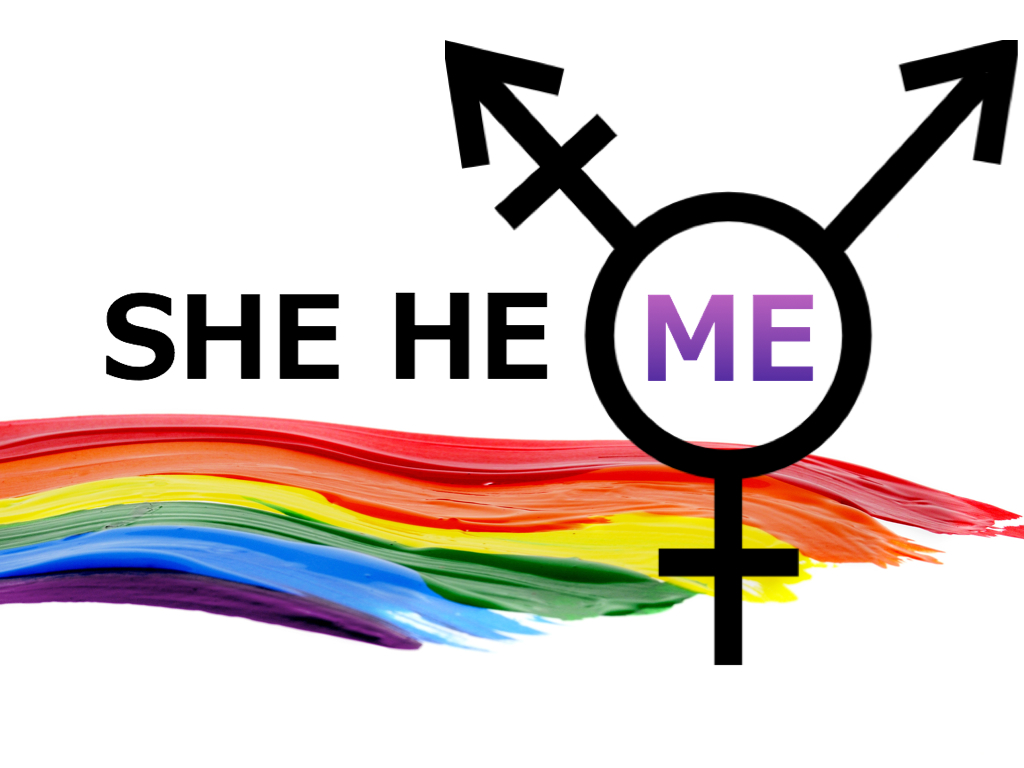 SHE HE ME by Amahl Khouri